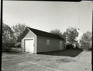 St. Casimir Church - shed/garage