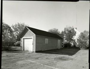 St. Casimir Church - shed/garage