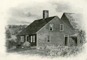 Horace Greeley's Birthplace