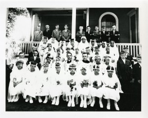 First Communion Class St. Casimier