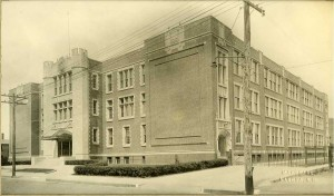 Spring Street High School