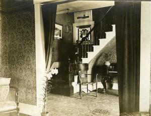 Interior Chandler House