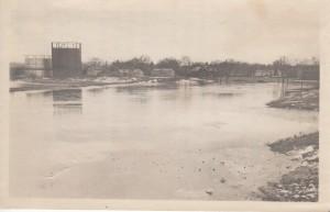 Nashua River at Gas Works
