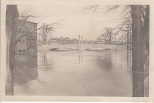 Canal St. Bridge Flood 1936