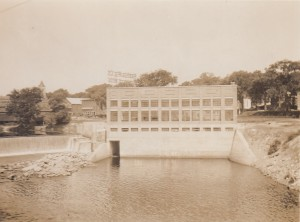 Hydro Power for Jackson Co. Mills