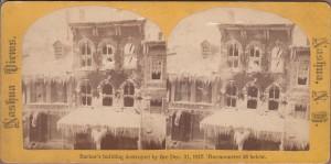 Barker's building