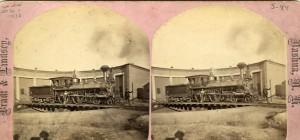 Worcester & Nashua Railroad Engine House