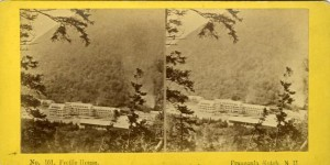Profile House - Franconia Notch, N.H.