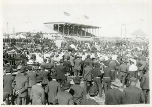 Old Racetrack at Fairgrounds