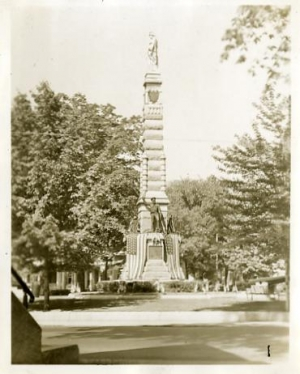 Solders and Sailors Monument