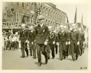 Memorial day parade 1935
