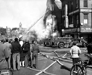 Fire in 1947